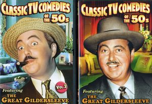Classic TV Comedies of the 50s: Featuring the Great Gildersleeve: Volumes 1 & 2