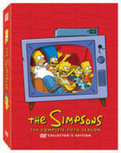 The Simpsons: The Complete Fifth Season