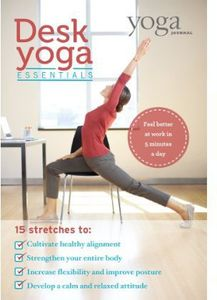 Yoga Journal Desk Yoga Essentials