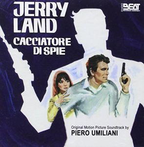 Jerry Land Cacciatore Di Spie [Import]