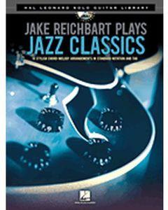 Jake Reichbart-Plays Jazz Classics