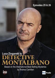 Detective Montalbano: Episodes 25 & 26 , Cesare Bocci