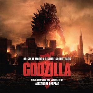 Godzilla (2014) (Original Soundtrack) [Import]