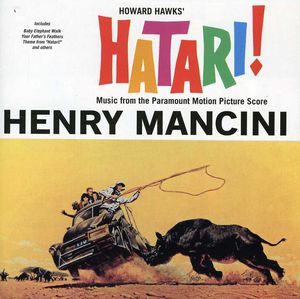 Hatari! (Original Soundtrack) [Import] , Various Artists