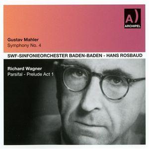 Symphony No 4 , Hans Rosbaud
