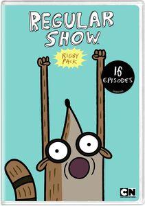 Regular Show: Rigby Pack