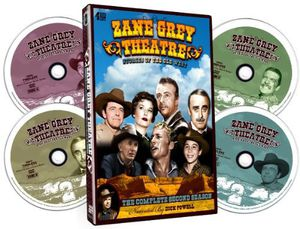 Zane Grey Theatre: The Complete Second Season , Dick Powell