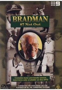 Bradman Don-87 Not Out [Import]