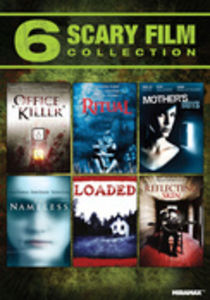 6 Scary Film Collection