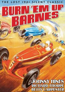 Burn 'Em Up Barnes