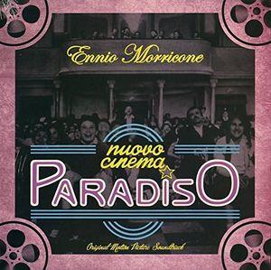 Nuovo Cinema Paradiso (Original Soundtrack) [Import]