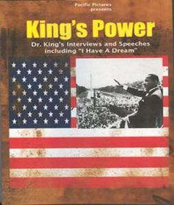 Dr. Luther King: King's Power - Black American Exp
