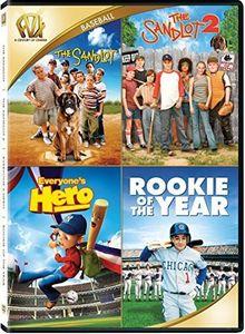 The Sandlot /  The Sandlot 2 /  Everyone's Hero /  Rookie of the Year Qua