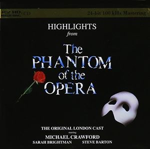Phantom of the Opera: Highlights (K2HD) [Import]