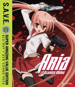 Aria the Scarlet Ammo - Season One - S.a.v.e.