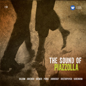 Sound of Piazzolla , Astor Piazzolla