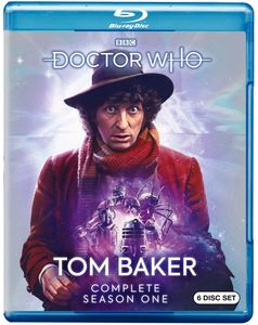 Doctor Who: Tom Baker: Complete Season One
