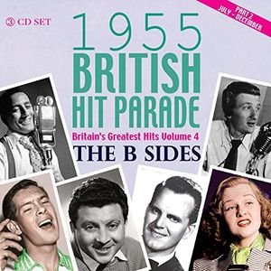 1955 British Hit Parade: B Sides Part 2