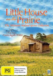 Little House On The Prairie: Ultimate Walnut Grove Collection [Import]