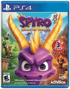 Spyro Reignited Trilogy for PlayStation 4