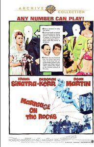Marriage on the Rocks , Frank Sinatra