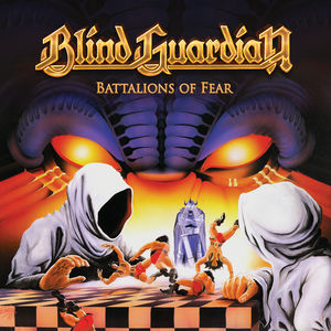 Battalions Of Fear (Picture Disc LP In Gatefold) [Import] , Blind Guardian