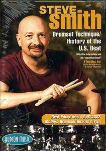 Drumset Technique History U.S. Beat