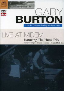 Live in Cannes During Midem 1981 [Import]