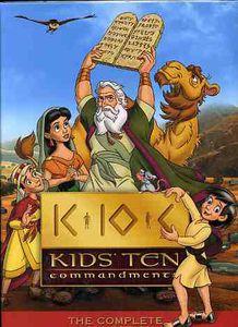 Kids Ten Commandments