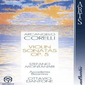 Violin Sonatas Op 5