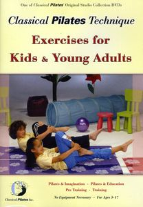 Classical Pilates: Kids & Young Adults