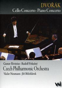 Piano & Cello Concerto
