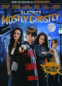 R.L. Stine's Mostly Ghostly