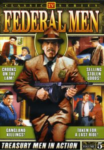 Federal Men: Volume 5