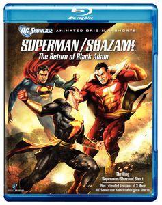 Superman /  Shazam!: The Return of the Black Adam