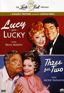 The Lucille Ball Specials: Lucy Gets Lucky /  Three for Two