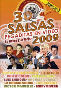 30 Salsas Pegaditas En Video: Lo Nuevo Y Lo Mejor 2009
