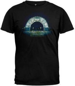 Armistice Album Cover T-Shirt Black - M