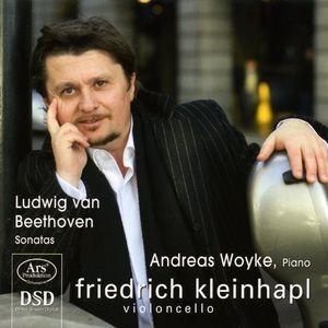 Cello Sonates Op5 NRS 1&2 & Op69