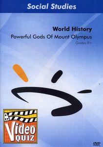 Powerful Gods of Mount Olympus Video Quiz