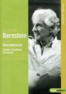 Bernstein Conducts Shostakovich