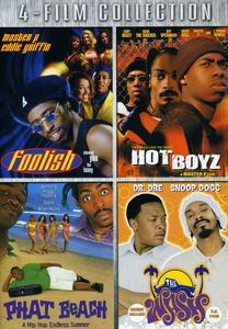 Foolish /  Hot Boyz /  Phat Beach /  The Wash