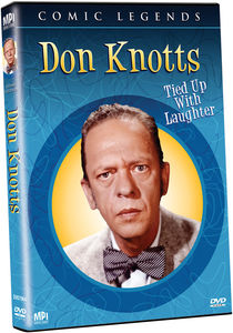 Comic Legends: Don Knotts - Tied Up With Laughter
