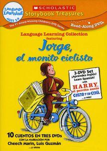 Jorge El Curioso Language Learning
