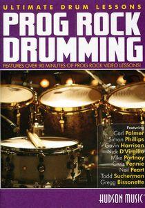Ultimate Drum Lessons: Progressive Rock Drumming