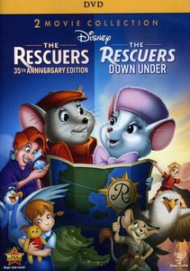 The Rescuers /  The Rescuers Down Under (35th Anniversary Edition)