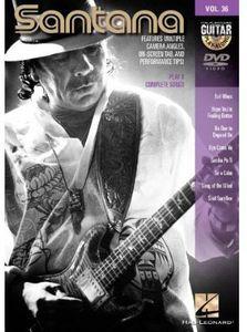 Santana: Volume 36