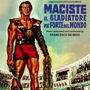MacIste Il Gladiatore Piu' Forte Del Mondo [Import]