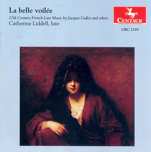 La Belle Violee: 17th Century French Lute Music