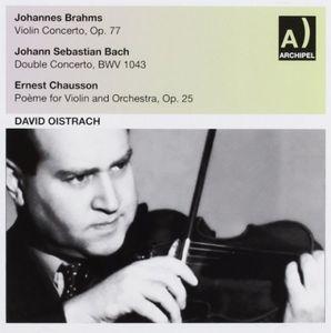 VLN Con Op. 77 Bach BW